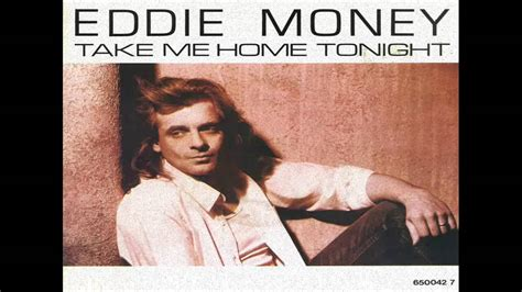 eddie money take me home tonight sle beat remix