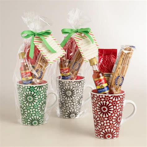 world market 174 holiday blend coffee mug gift set gt gt