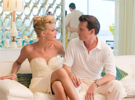 amber heard news pictures and videos e news onscreen romance from johnny depp amber heard romance