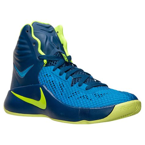 mens nike hyperfuse basketball shoes s nike zoom hyperfuse 2014 basketball shoes blue