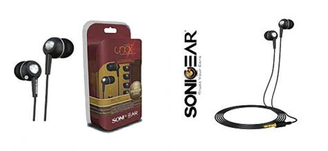 Sonicgear Spark nghe sonicgear spark unox