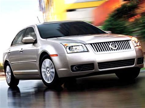 blue book value for used cars 2007 mercury montego security system 2009 mercury milan pricing ratings reviews kelley blue book