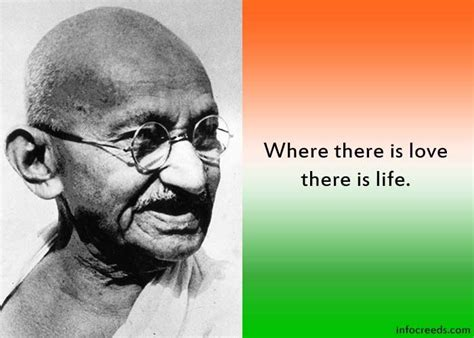 biography of jagdish gandhi best 15 famous mahatma gandhi quotes on life