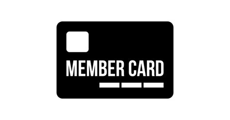 Free Design Tool restaurant membership card tool free commerce icons