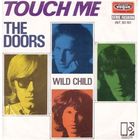 album touch me child by doors on cdandlp