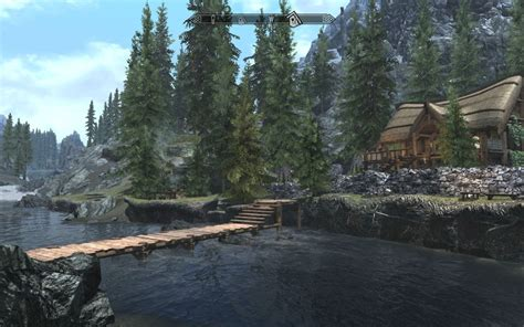 skyrim house leondirs house riverwood lakehouse 家 skyrim mod データベース