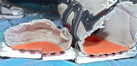history of running shoes file nike running shoe dissected front jpg wikimedia commons