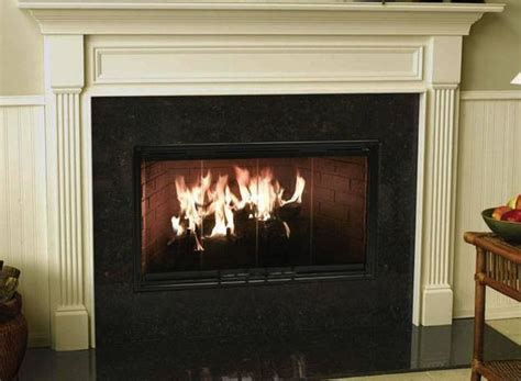 Heatilator Wood Burning Fireplace Insert by Heatilator Element 36 Inch Wood Burning Fireplace