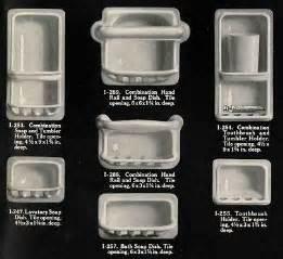 Ceramic Bathtub Soap Dish Vintage Recessed Soap Dishes Flickr Photo Sharing