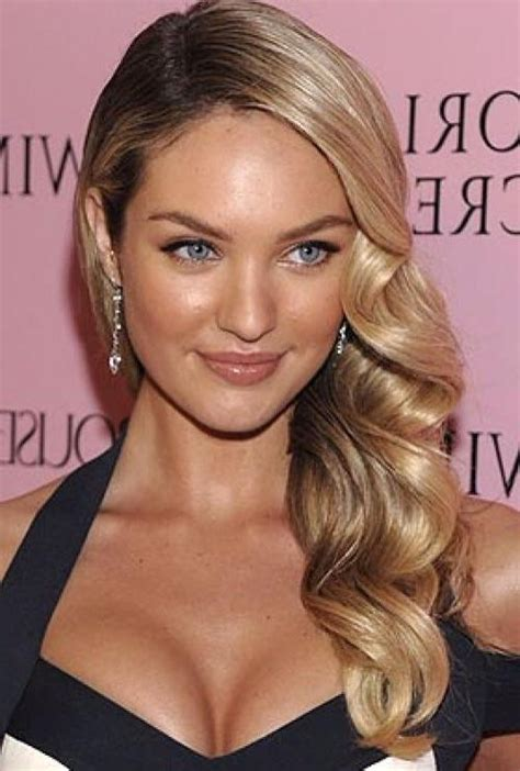 wet and wavy hair long on one side and tapered on the side 20 best collection of long hairstyles to one side