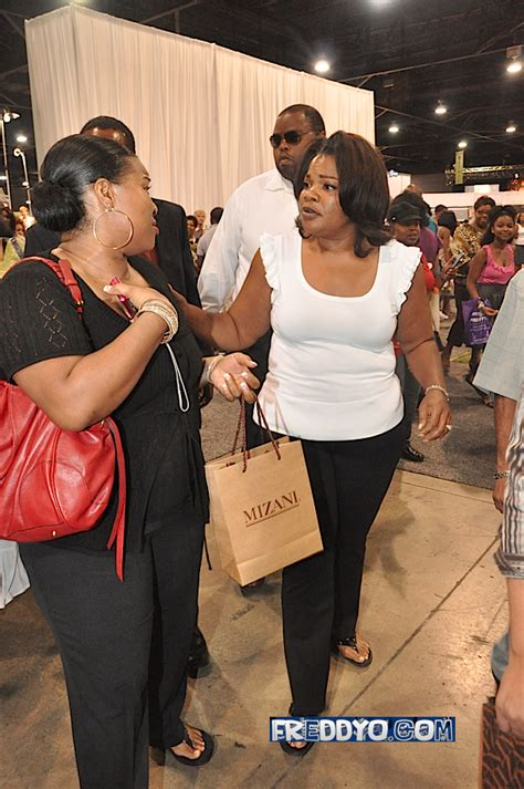 missouri hair show celebs attend bronner brothers hair show entertainment