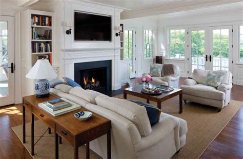 new england living room double vision southern new england homesouthern new