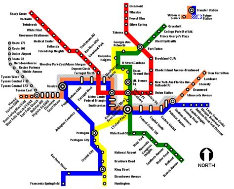 line map file wmata silver line proposed map png wikimedia commons