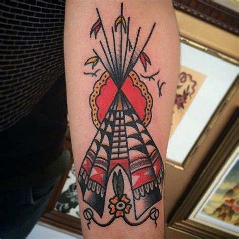 teepee tattoo teepee ideas teepees