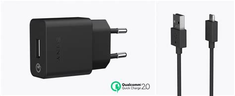 Charger Sony Uch10 Fast Charging Original charger uch10 smartphone charger sony mobile global uk