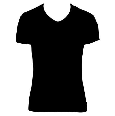 black clothing black t shirt clipart free stock photo domain pictures