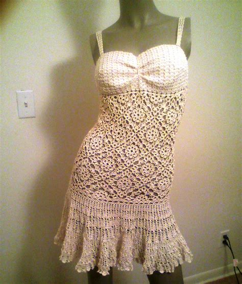 Crochet Evening Gown crochet gown patterns free evening