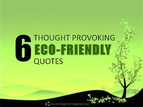 Office Live Login 6 Thought Provoking Eco Friendly Quotes