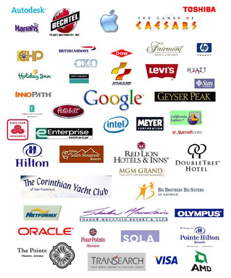 L Companies by Logo Collection Company Logos