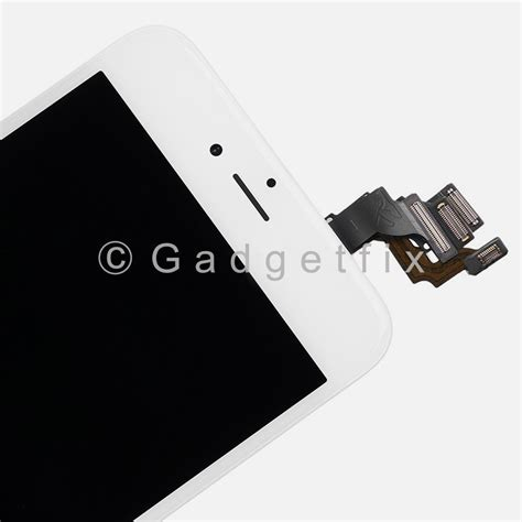 white lcd touch screen display digitizer replacement for