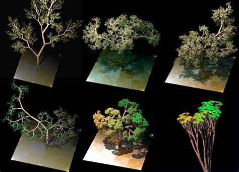nature growth pattern l system wikipedia