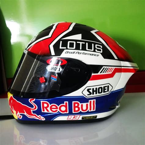 Stiker Helm Ink by Jual Ink Cl Max Repaint Shoei Marc Marquez By