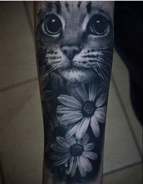 cat ideas 45 and lovely cat tattoos ideas for cat