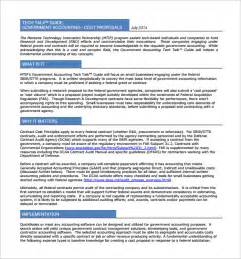 cost proposal template 11 free sample example format