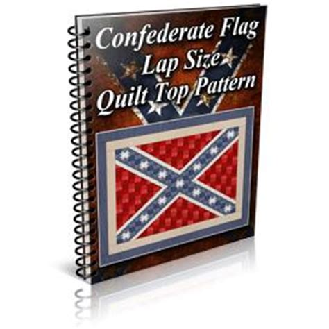 Confederate Flag Quilt by Confederate Flag Size Quilt Top Pattern Other Files