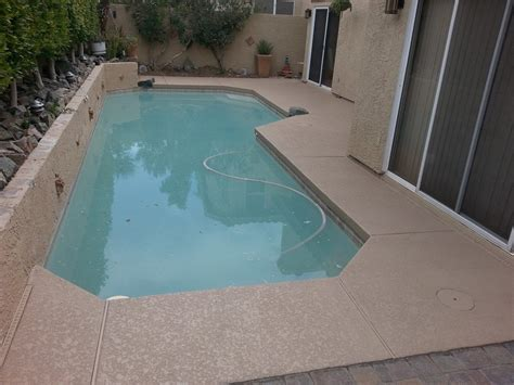cool deck phoenix arizona sledge concrete coatings