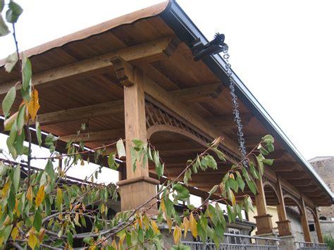 foto tettoie foto di tettoie in legno