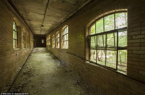 abandoned kings county asylum  kings park lond
