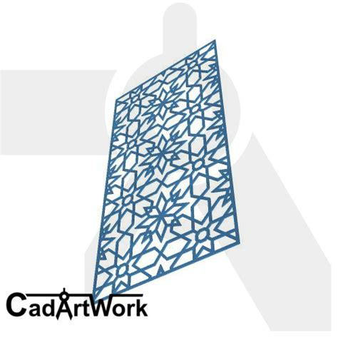 arabesque pattern autocad eight star arabesque dxf pattern design cadartwork