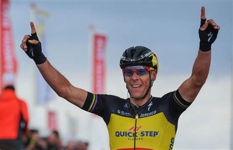 Phillippe On The Prowl by Philippe Gilbert Seeking A Third Win At The Belgian