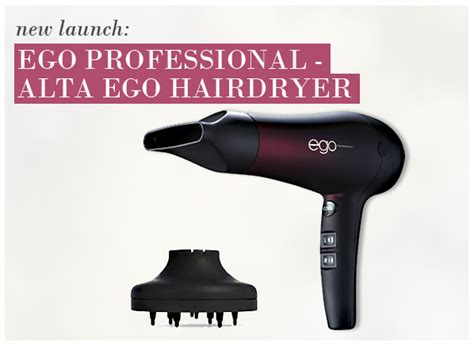 Alter Ego Tourmaline Hair Dryer Reviews ego professional hairdryer escentual s buzz