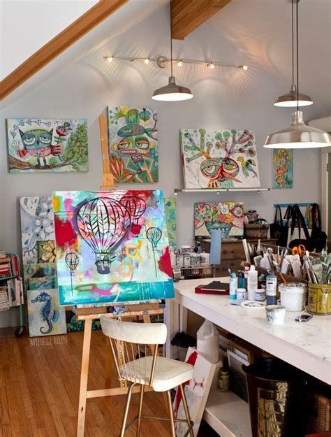 art and craft studio 25 best ideas about art studios on pinterest painting