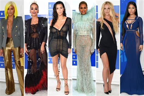 Best Worst Dressed At The 2008 Mtv Vmas by 2016 Mtv Vmas Best And Worst Dressed Celebuzz