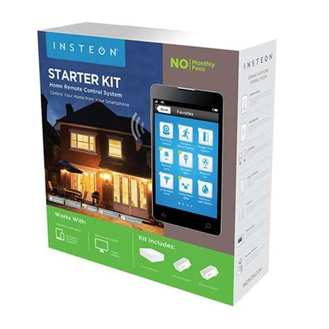 insteon home remote system hardware review