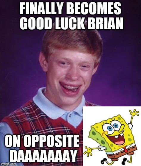bad luck brian meme imgflip