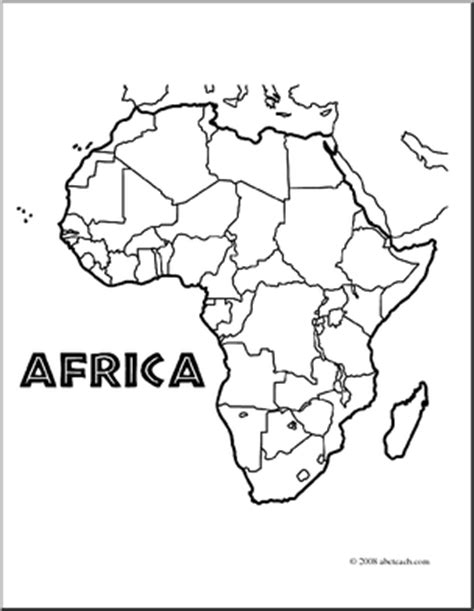 best photos of coloring map of africa africa coloring