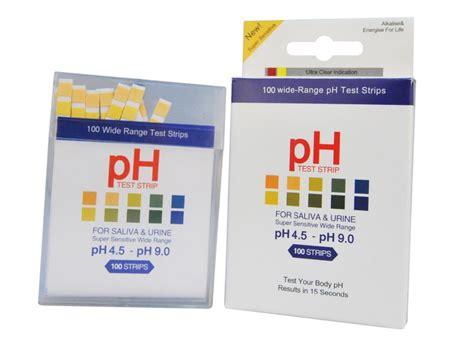 ph test strips 100 ph test strips 4 5 9 0 water lab urine saliva aquarium acid sticks 0 14 ebay
