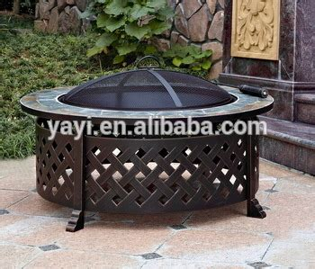 30 inch pit table 30inch pit table with lattice design stand