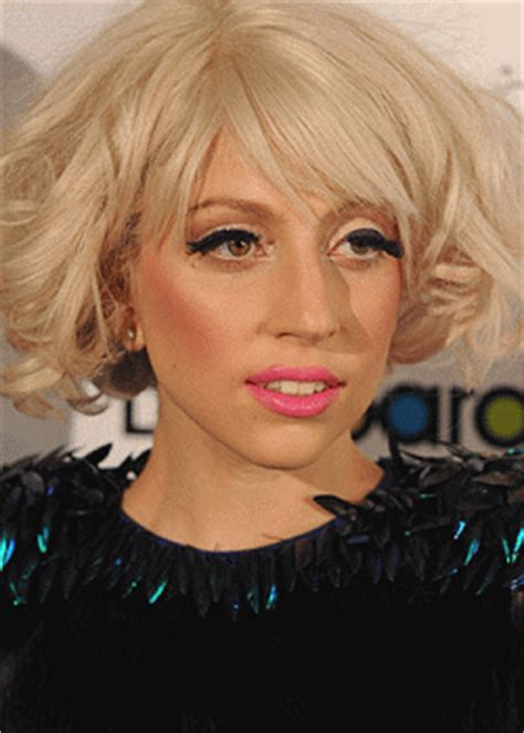 gaga eye color my gaga