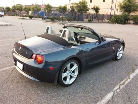 2004 bmw z4 2 5 i sell used 2004 bmw z4 2 5i convertible 2 door 2 5l in