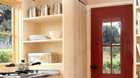Lowes Kitchen Ideas tiny yellow house featuring jay shafer of tumbleweed tiny