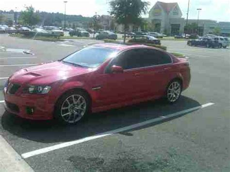 Pontiac G8 For Sale In Florida Find Used 2009 Pontiac G8 Gxp In Jacksonville Florida