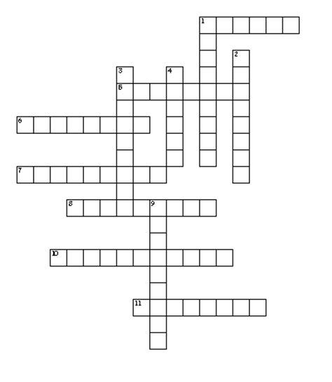 printable easy sports crossword puzzles 6 best images of sport crossword printable printable