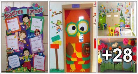 como decorar un salon de kinder 32 ideas para decorar el sal 243 n de clase educaci 237 n