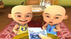 film upin ipin musim 9 3d robot yak animation movies for children cartoon