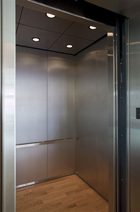 Spanish Home Interior Design by Rigidized Metal For Elevator Doors And Cab Interiors
